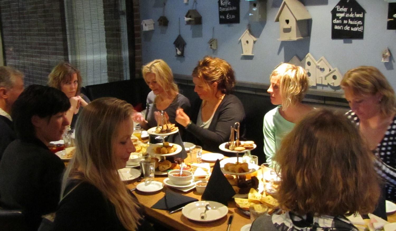 Familiefeest Restaurant Binnenhof Paasloo Overijssel (Steenwijk)