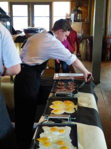 Buffet Restaurant Binnenhof Paasloo Live Cooking