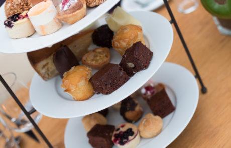 High Tea Restaurant 't Binnenhof in Paasloo Overijssel (bij Steenwijk)