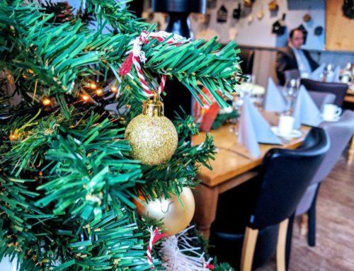 Kerstbuffet diner