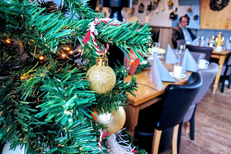 Restaurant Kerst - Kerstbrunch - Kerstdiner bij Restaurant t Binnenhof Paasloo (nabij Steenwijk)