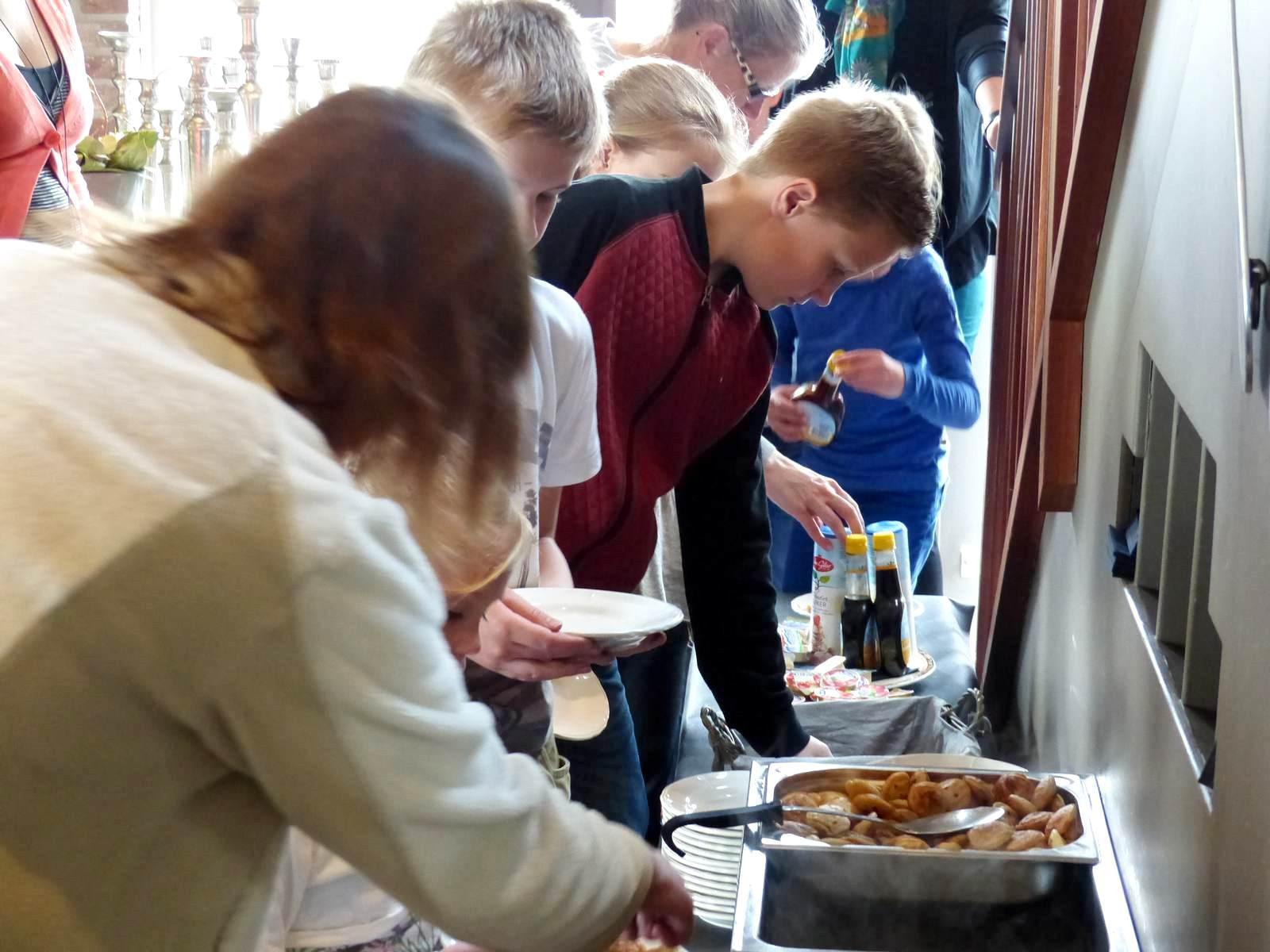 Restaurant voor kinderen - 't Binnenhof Paasloo (Steenwijk) Overijssel