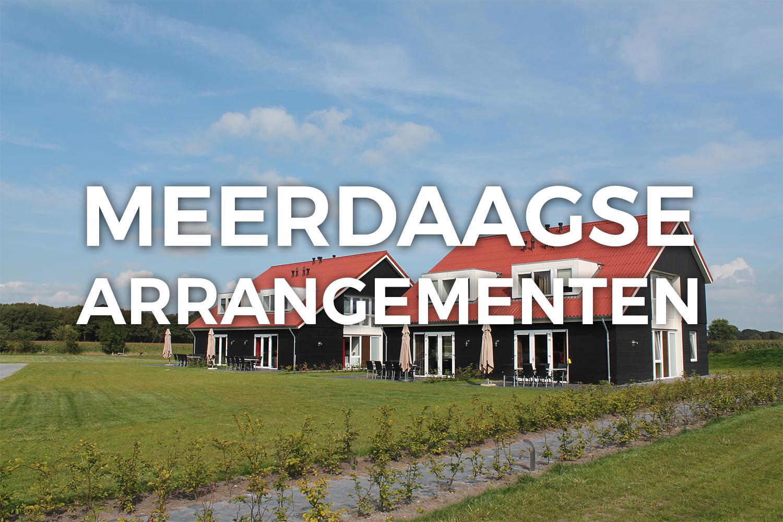 Meerdaagse vergader arrangementen bij Restaurant 't Binnenhof in Paasloo Overijssel