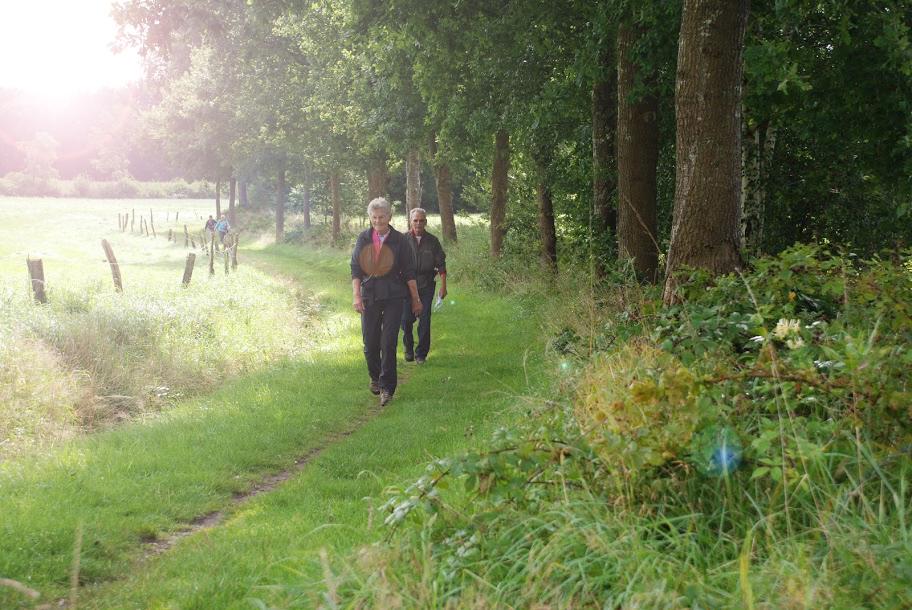 Wandelen Nationaal Park Weerribben vanuit Restaurant 't Binnenhof in Paasloo Overijssel (bij Steenwijk)