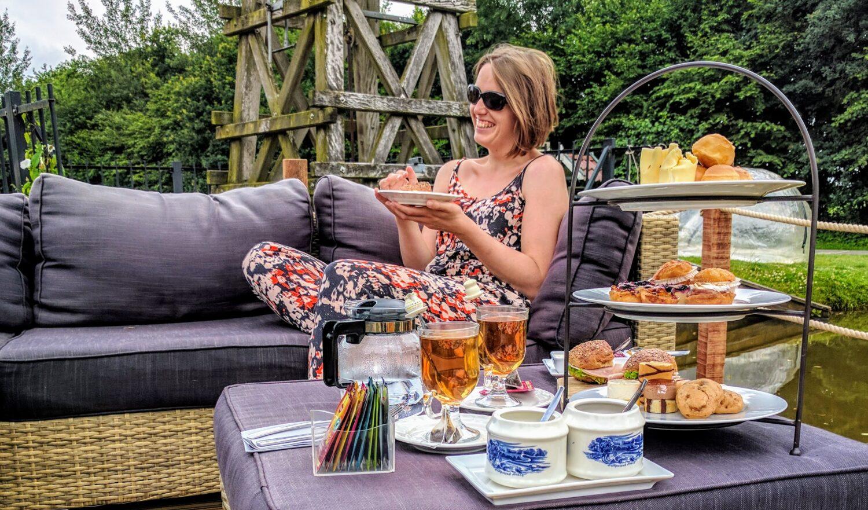 High Tea bij Restaurant 't Binnenhof in Paasloo Overijssel (bij Steenwijk)