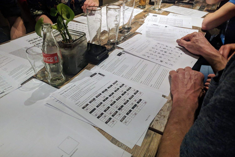 Spel The Bomb - Restaurant 't Binnenhof Paasloo bij Steenwijk